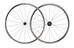 CAMPAGNOLO Khamsin Asymmetric Laufradsatz schwarz